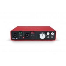 FOCUSRITE SCARLETT 6I6 | USB-LYDKORT, 6 INN/6 UT