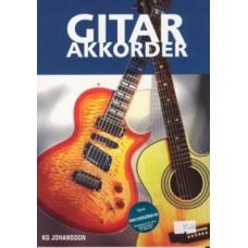 Gitarakkorder KG Johansson NORSK utg.