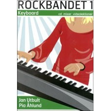Rockbandet 1 Keyboard - Jan Utbult