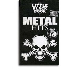 Metal Hits - The Little Black Songbook (tekster og akkorder)