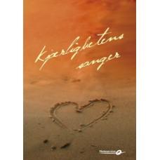 Kjærlighetens sanger - piano-vokal-akkorder