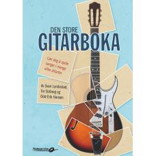 Den store gitarboka av Sven Lundestad, Tor Solberg og Odd-Erik Hansen