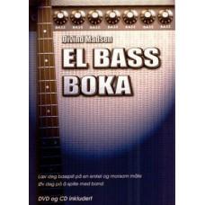 Elbassboka 1 + DVD - Øivind Madsen