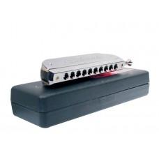 Belcanto chromatic harmonica HRM-40-CRO
