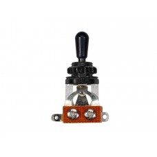 Boston toggle switch 3-way  SW-23-BB