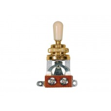 Boston toggle switch 3-way  SW-23-GI