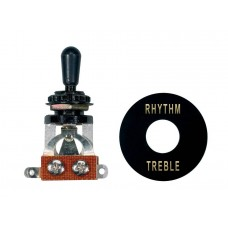 Boston toggle switch 3-way  SW-20-B