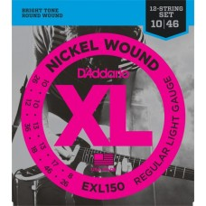D'Addario EXL150/12 elgitar strenger