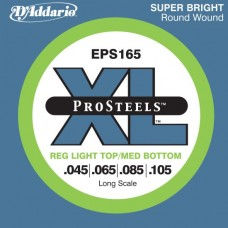 D'Addario EPS165 Soft Tops/Regular Botttom/Long Scale