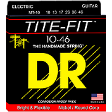 DR Tite-Fit Nickel Plated Electric: 12, 15, 24, 32, 42, 52, Jazz