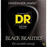 DR BLACK BEAUTIES – Black Coated Bass: 45, 65, 85, 105, Medium