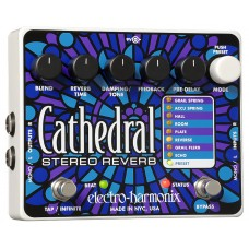 Electro Harmonix Cathedral Stereo Reverb