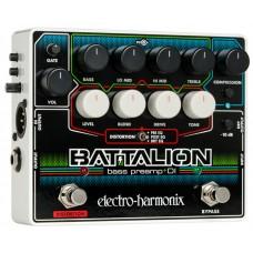 Electro Harmonix BATTALION BASS-PREAMP