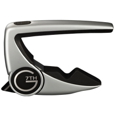 G7th Performance 2 6 String Silver Capo