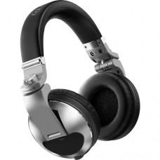 Pioneer HDJ-X10 Hodetelefon, Sølv Flaggskip over-øre DJ hodetelefon