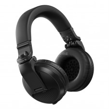 Pioneer DJ HDJ-X5BT-K hodetelefon, sort DJ Bluetooth over-ear
