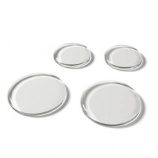 SlapKlatz - 4 Gel Pads - Clear