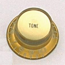 Allparts Gold Tone Reflector Knobs