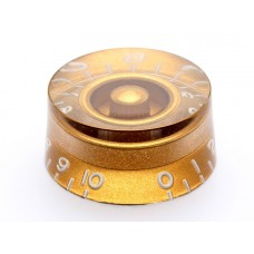 Allparts Gold Speed Knobs
