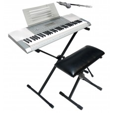 Casio LK-280 Keyboard TOTALPAKKE