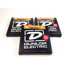 Dunlop Strenger Elgitar DEN0942 Light ( 3 Pakker )