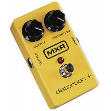 Dunlop MXR M104 Distortion+ ( Demo )