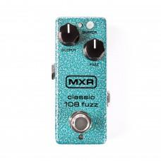 Dunlop MXR Classic 108 Fuzz Mini