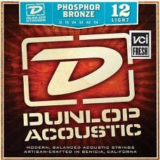 Dunlop Strenger Westerngitar Phosphor Bronze DAP1254