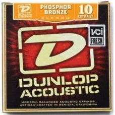 Dunlop Strenger Westerngitar Phosphor Bronze DAP1048 Extra Light