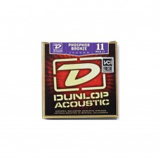 Dunlop Strenger Westerngitar Phosphor Bronze DAP1152 M. Light