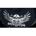 LAG TRAMONTANE WINGS 2020 DEATH akustisk stålstrenger gitar