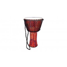 Meinl Travel Series Rope Tuned Djembe - PADJ1-XL-F