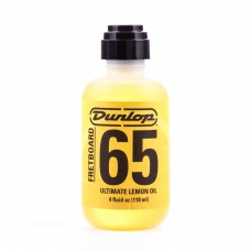 Dunlop Fretboard 65 Ultimate Lemon Oil 1oz