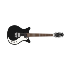 Danelectro 59X 12 Guitar Black