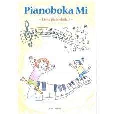Pianoboka mi - Lise Løvland