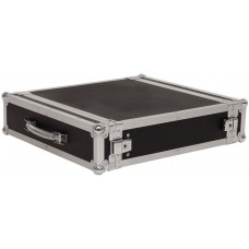 RockCase Eco Flightcase Rack 2U