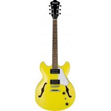 IBANEZ AS63-LMY (Lemon Yellow) Artcore Vibrante.