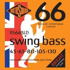 Rotosound RS665LD Swing Bass 66 – 5-str 45-130