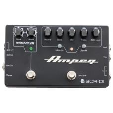AmpegSCR-DI Bass, Preamp, Overdrive, DI