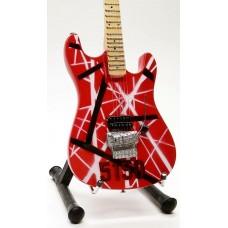 Miniature guitar Eddie Van Halen 5150
