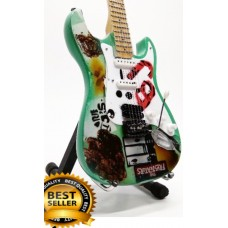 Miniature guitar Fender GREENDAY-BILLY JOE AMSTRONG
