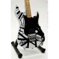 Miniature guitar Eddie Van Halen WB