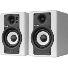 "Fluid Audio F4W 4"" Aktive Studiomonitorer (par)"