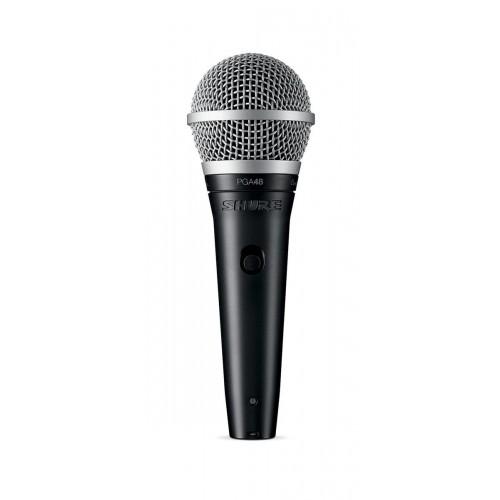 Shure mikrofon dynamisk vokal kardioide med 5m xlr kabel