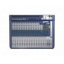 Soundcraft Signature 22 16 mik, 4xEQ, 5 aux, 2x Lex, USB mm