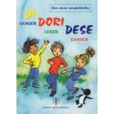 Di Dori Dese - Sangleker og bevegelsessanger