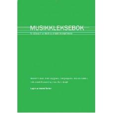 Den Grønne Musikklekseboka for de yngste 1 - Astrid Tveter