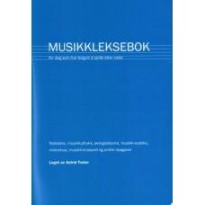 Den Blå Musikklekseboka 1 - Astrid Tveter