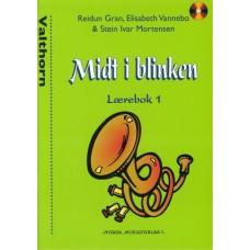 Midt i Blinken bok 1 Valthorn G-nøkkel