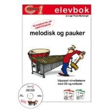 Tremolo - Elevbok for pauker og melodisk slagverk m/CD. Lage Thune Myrberget